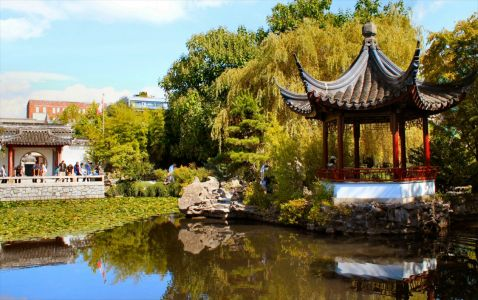 Vancouver-chinese-garden