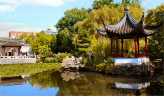 Vancouver Chinese Garden